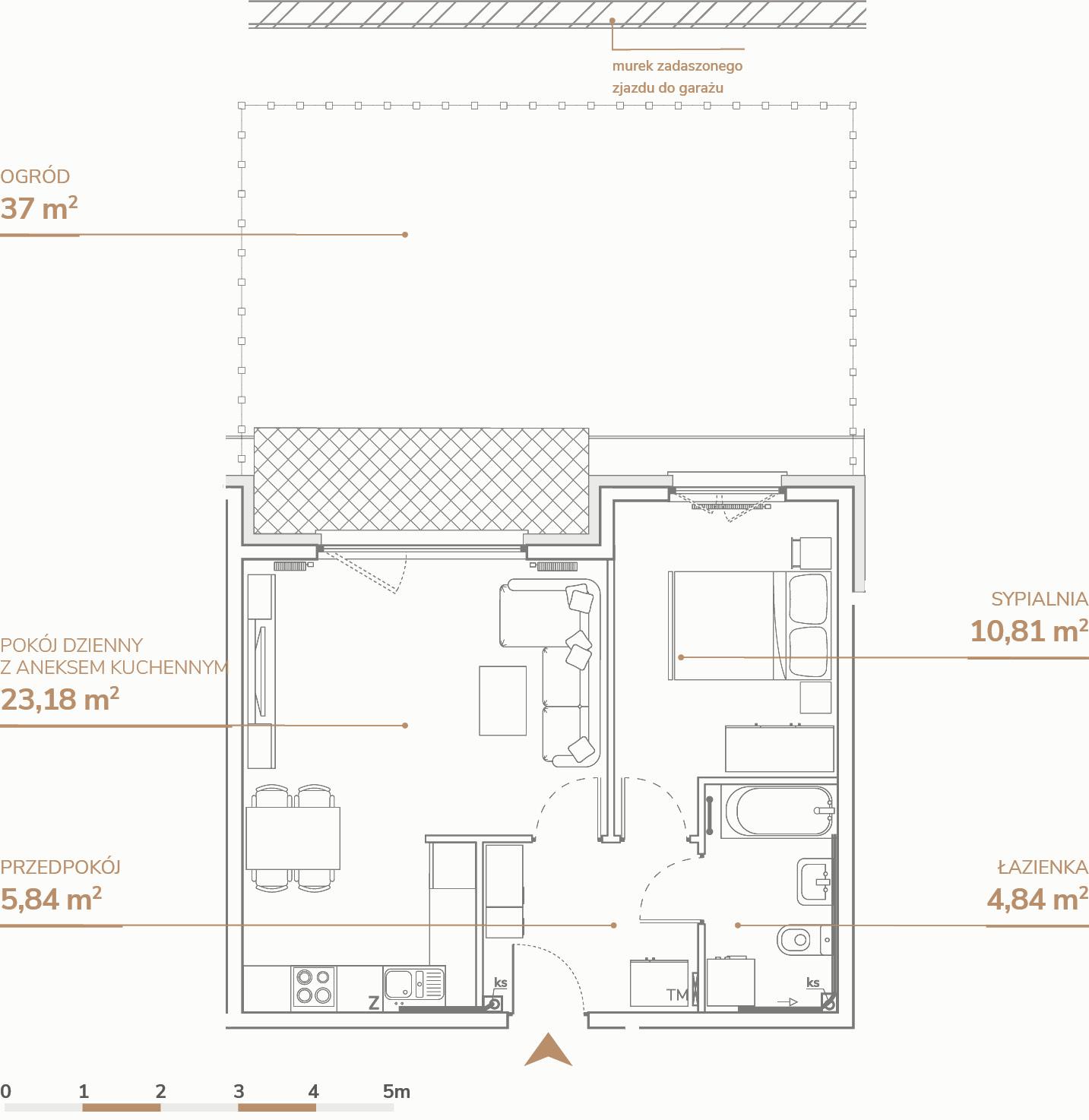 Mieszkanie B1.0.3