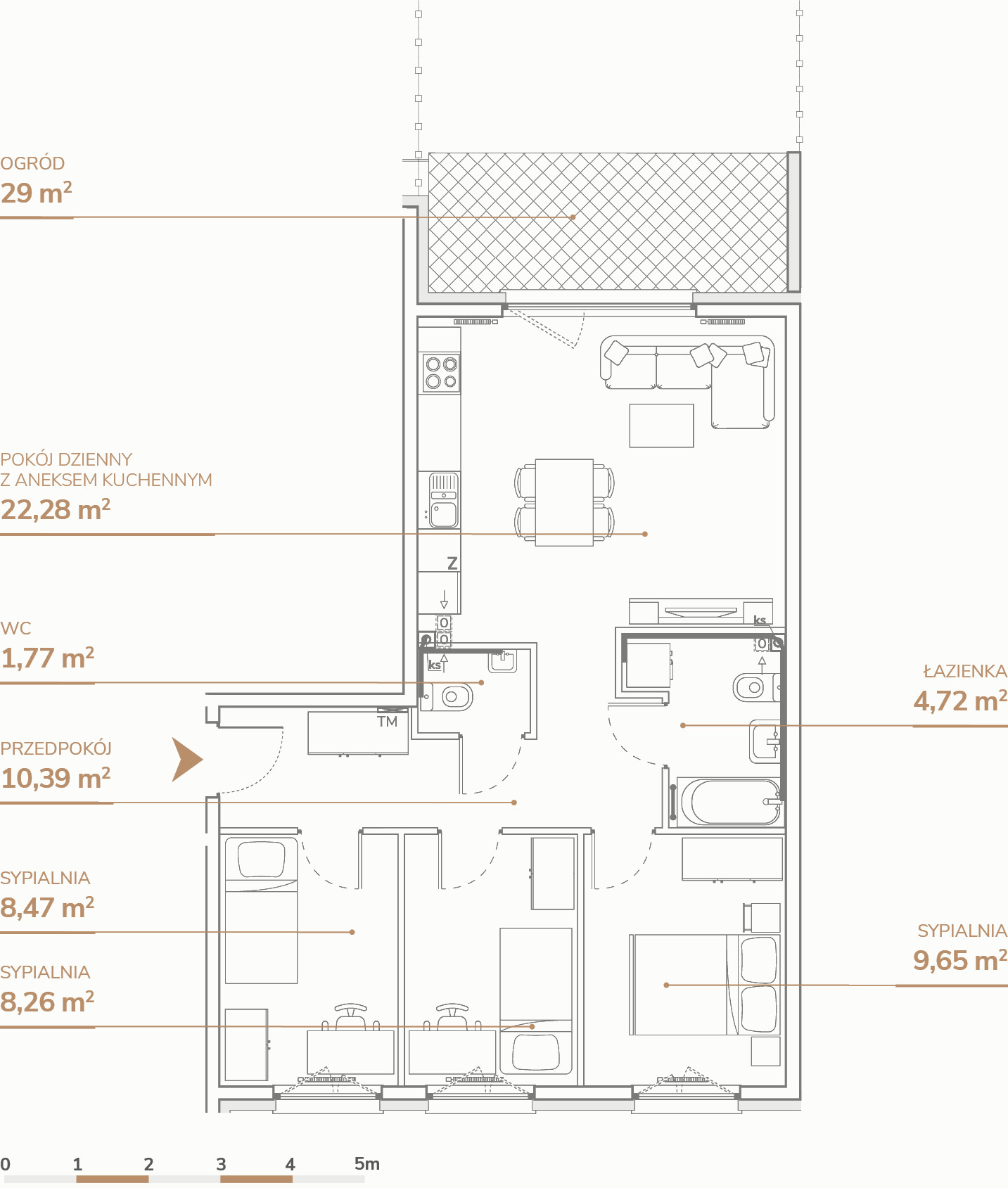Mieszkanie B1.0.4
