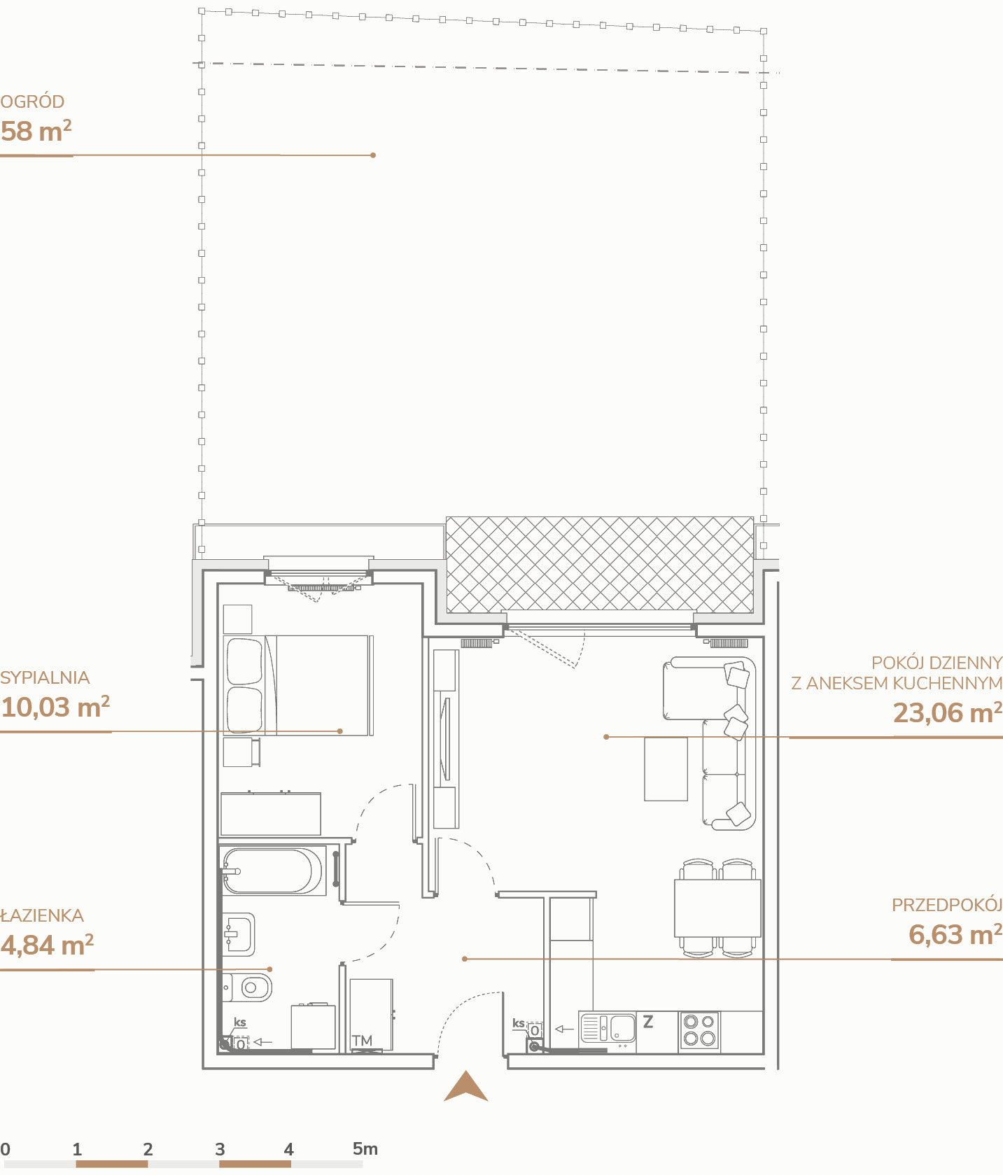 Mieszkanie B2.0.5