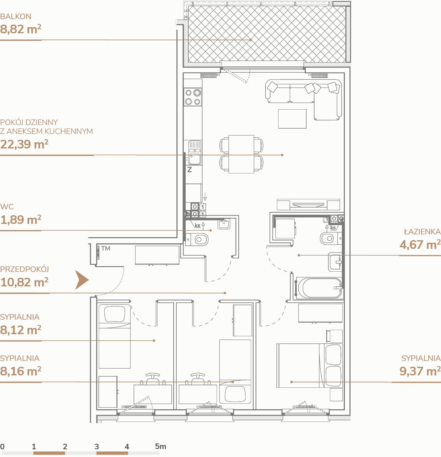 Mieszkanie B2.1.4