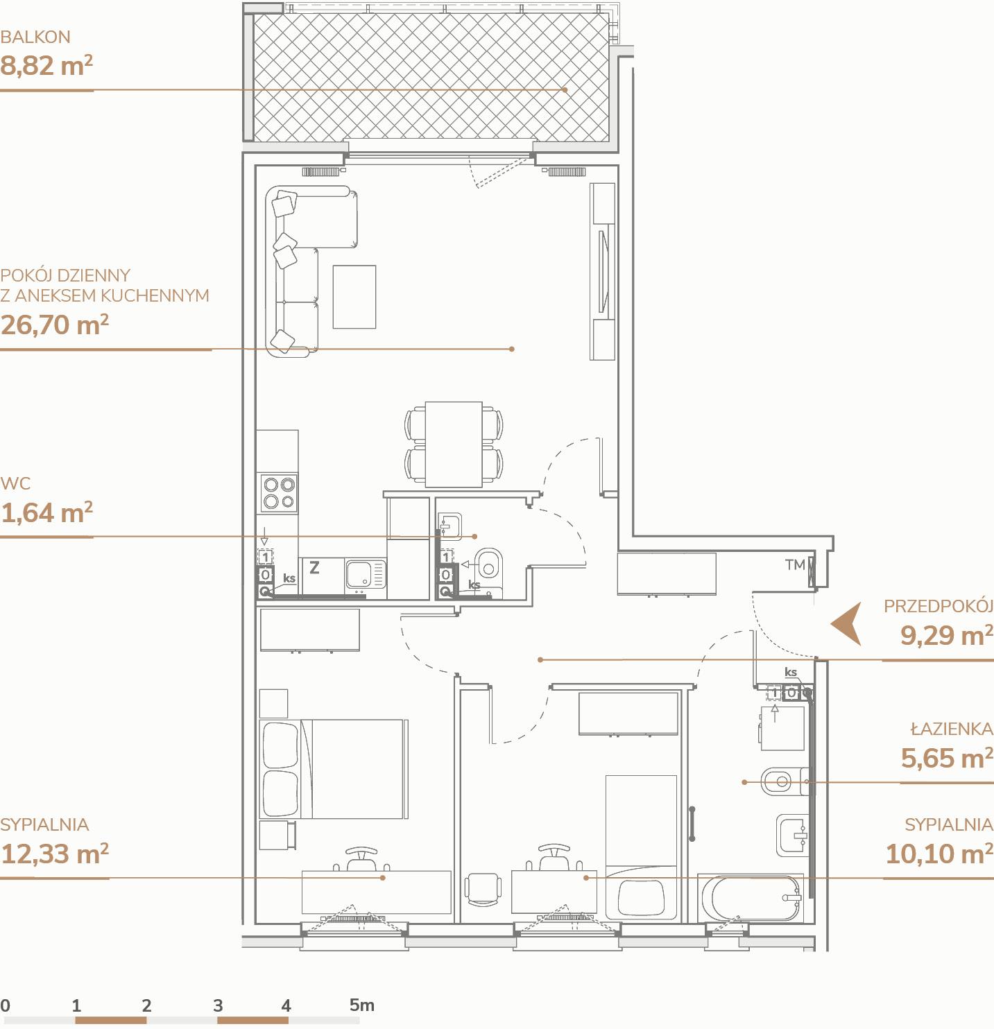 Mieszkanie B2.1.5
